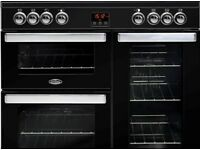 large Beling Electric hob & oven