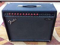 Fender Amp Red Knob Princeton Chorus early 1990's