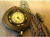 Ingersoll Antique Pendant Watch
