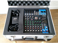 Yamaha MG10XU 10-Channel USB Mixing Desk with FX - and includes Case