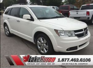 2009 Dodge Journey R/T  *AWD, LEATHER, SUNROOF*