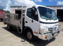 Hino 616 - 300 Series Hino Trayback Tray Glanmire Gympie Area Preview
