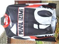 Mens Long sleeve cycling jersey, full length zip
