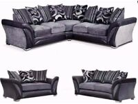 **OFFER VALID TILL ONE MONTH ONLY** BRAND NEW PREMIUM SHANNON FARROW CORNER OR 3 + 2 SEATER SOFA