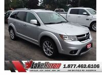 2011 Dodge Journey R/T *AWD, LEATHER