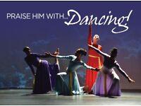 Praise Dance Summer Workshop