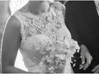 Pronovias wedding dress - size 10-12