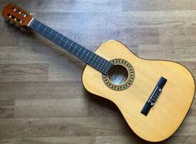 3/4 6 String Acoustic Falcon FL34 Guitar Spanish Classical Acoustic Guitar nylon strings