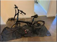 Btwin 500 folding electric bike