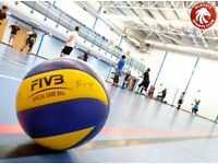 Volleyball sessions, indoors & beach, coaching & games
