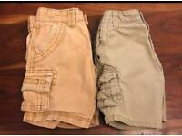 Kids shorts 2-3 yrs, good condition
