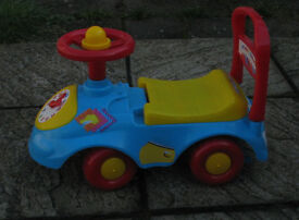 My First Ride On Car (In very good condition, it has been used only indoor)