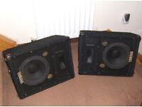 Yamaha PA/Stage Monitors
