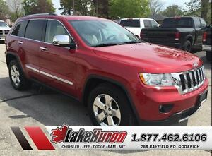 2011 Jeep Grand Cherokee Limited  *LUXURY*