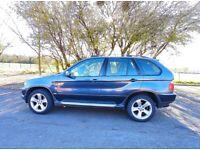 BMW, X5, Estate, 2004, Semi-Auto, 2993 (cc), 5 doors