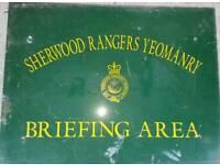 Sherwood Rangers Yeomanry