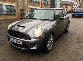 MINI Hatch 1.6 Cooper S 3dr, Low Milage, Full History