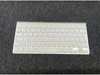 Apple Wireless Keyboard - Silver A1314 used