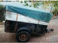 Car box trailer 4 x 3