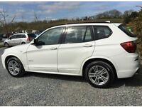 BMW X3 2.0 20d M Sport xDrive