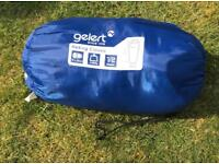 Gelert light weight Sleeping bag, used once.