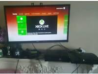 XBOX 360 LITE BLACK MATTE 160GB