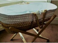 Free to a good home Moses Basket
