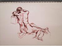 Artist model needed for regular Life Drawing classes...