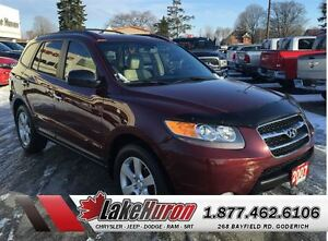2007 Hyundai Santa Fe GLS *LEATHER SUNROOF*
