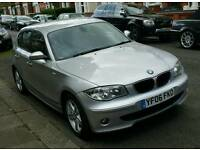 BMW 120d SE Automatic 5 door, 1 owner, New service and MOT