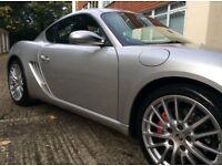 Porsche Cayman S, FSH (last serviced in Dec), 2006 ( low tax), 19 inch wheels