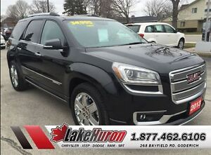 2013 GMC Acadia Denali *ONE OWNER*