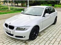 BMW 3 SERIES 2.0 318I SE BUSINESS EDITION 4d 141 BHP (silver) 2010