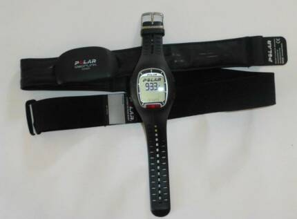 polar heart rate monitor rs100