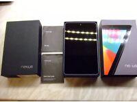 Google Nexus 7 16GB tablet wifi