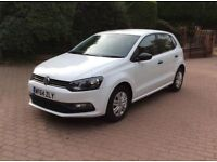 Volkswagen Polo 1.0 BlueMotion Tech S Hatchback 5dr (startstop)