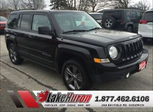 2015 Jeep Patriot North *Leather, Sunroof, 4x4*