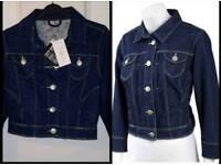 Ladies Denim Jacket From New Look
