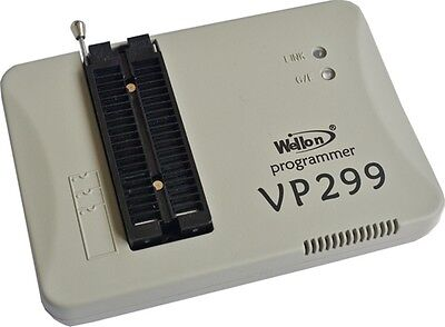 Wellon Vp299 Vp-299 Eeprom Flash Mcu Programmer Usb