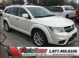 2015 Dodge Journey R/T *DVD, AWD, NAV*