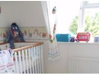 Mamas and Papas Gingerbread Man nursery set