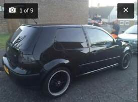 Volkswagon Golf 1.4 - Great First Car