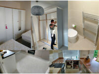 Handyman, Kitchen/Bathroom Fitter, Painter, Plumber, Tiling, Flooring, Furniture Builds, Landscaping