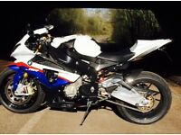 Immaculate BMW S1000RR sport