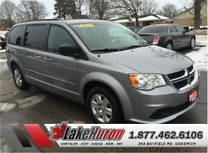 2013 Dodge Grand Caravan SXT *Bluetooth*