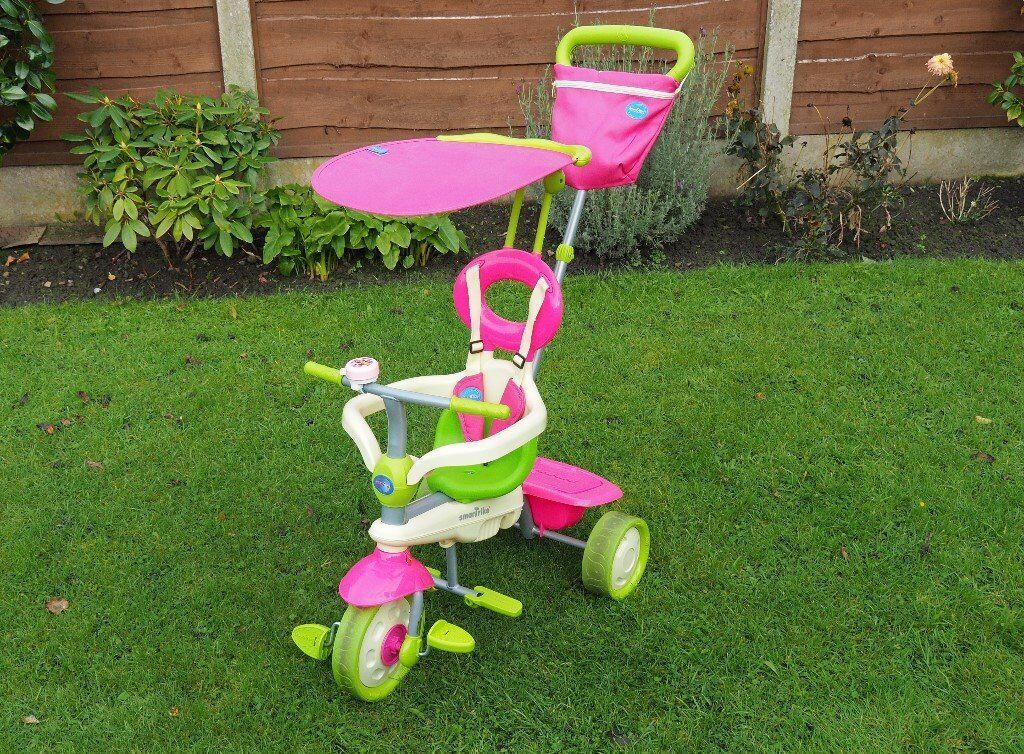 Smart Trike. For ages 10 months to 3 years (approx).