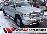 2015 Ram 1500 Laramie Eco Diesel *AIR SUSPENSION*
