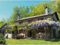 Completely Off Grid home in the Pyrenees
