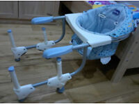 Chicco 360 Hook on High Chair vgc