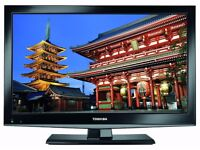 5 Toshiba 19BL502B2 19 Inch HD Ready LED TV With Freeview & DVD Combi